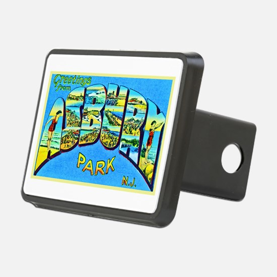 Asbury Park New Jersey Hitch Cover