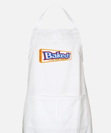 Baked @ 420 degrees BBQ Apron
