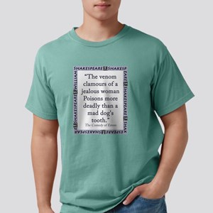 The Venom Clamours Mens Comfort Colors Shirt