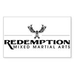 Redemption MMA Logo Sticker