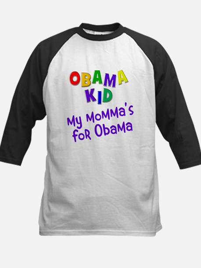 Obama kid Baseball Jersey