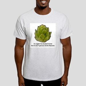 Stymie Artichoke - Ash Grey T-Shirt