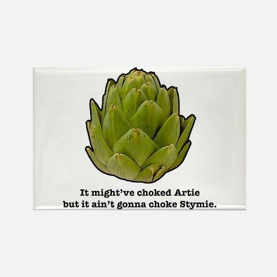 Stymie Artichoke - Refrigerator Magnet