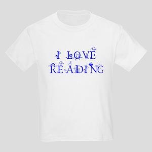 I LOVE READING! Kids T-Shirt