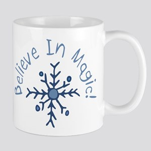 Magic Snowflake Mug