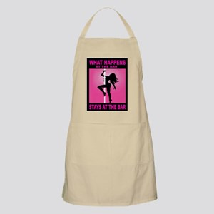 POLE DANCER Apron