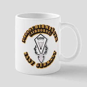 Airborne - East Germany Mug