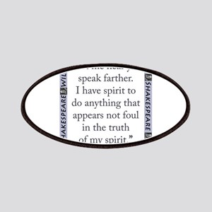 Let Me Hear You Speak Farther Patch