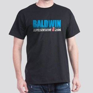 Baldwin 2006 Black T-Shirt