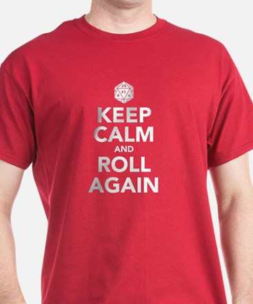 d20 Carry On T-Shirt