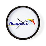 Acapulco Wall Clock