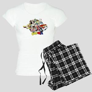 Colombian Chiva Women's Light Pajamas