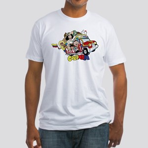 Colombian Chiva Fitted T-Shirt