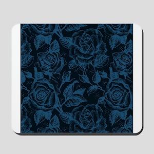 Gothic Roses Mousepad