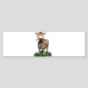 Cow4 Bumper Sticker