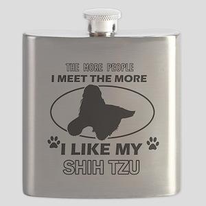 I like my Shih Tzu Flask