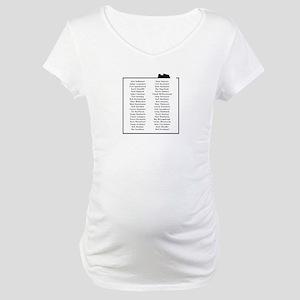 Space Mutiny Maternity T-Shirt