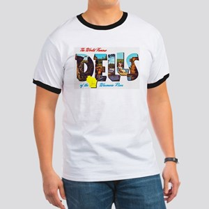 Dells Wisconsin Greetings Ringer T