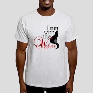 runwithwolves Light T-Shirt