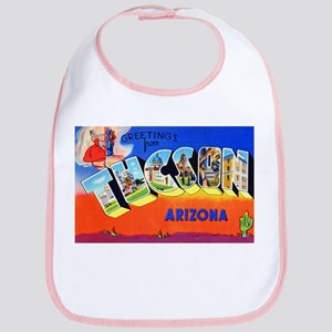 Tucson Arizona Greetings Bib