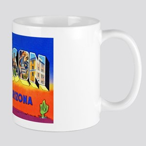 Tucson Arizona Greetings Mug