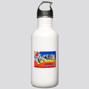 Tucson Arizona Greetings Stainless Water Bottle 1.