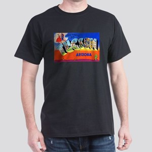 Tucson Arizona Greetings Dark T-Shirt