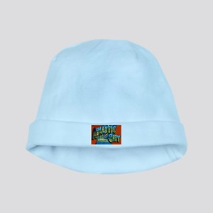 Atlantic City New Jersey baby hat