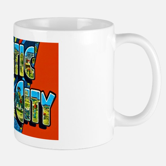 Atlantic City New Jersey Mug