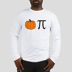 Pumpkin Pie Long Sleeve T-Shirt