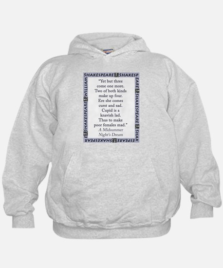 Yet But Three Come One More Hoodie