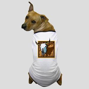Cow7 Dog T-Shirt