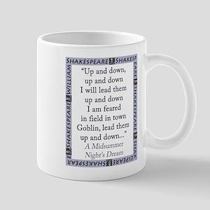 Up And Down 11 oz Ceramic Mug