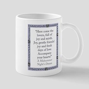 Here Come The Lovers 11 oz Ceramic Mug