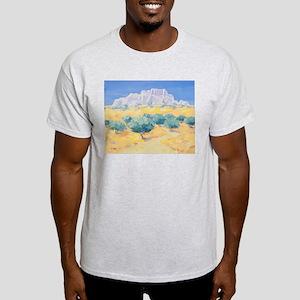 Les Baux Painting Light T-Shirt