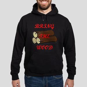 Bring the Wood Hoodie (dark)