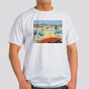 Poppy fields Light T-Shirt