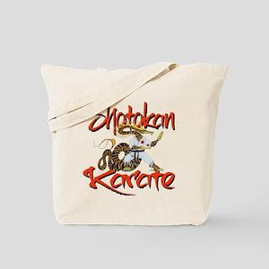 Shotokan Karate Dragon Design Tote Bag