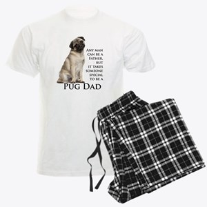 Pug Dad Men's Light Pajamas