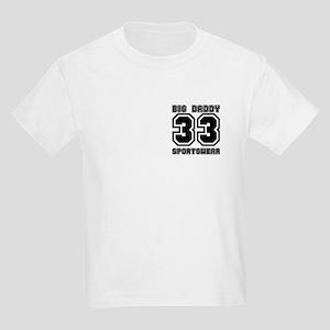 BIG DADDY 33  Kids T-Shirt