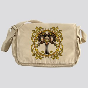 Aries Messenger Bag