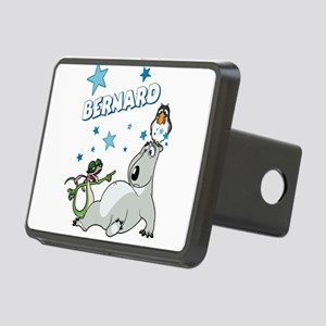 Bernard Bear Rectangular Hitch Cover