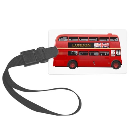 Bus-3.png Large Luggage Tag