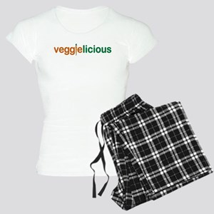 Veggielicious Women's Light Pajamas