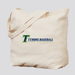 Tyrone Youth Baseball Tote Bag