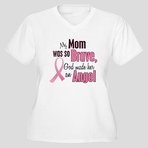Angel 1 (Mom BC) Plus Size T-Shirt