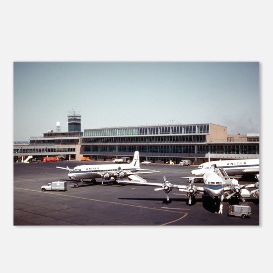 Airport Postcards (8 Pack)