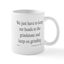Keep on grinding Mug