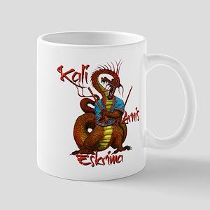 Kali, Arnis, Eskrima Dragon Mug