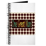 One Great Man Journal